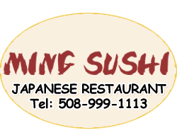 Ming Sushi Japanese Restaurant, New Bedford, MA